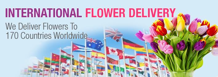 Send Flowers To UK