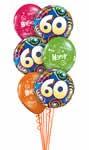 60th Birthday Bouquet