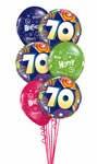 70th Birthday Bouquet