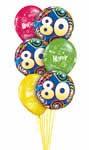 80th Birthday Bouquet
