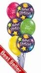 Birthday Stars Bouquet