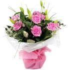 Pinkroses and Liliums