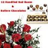 12 Roses & Chocolates