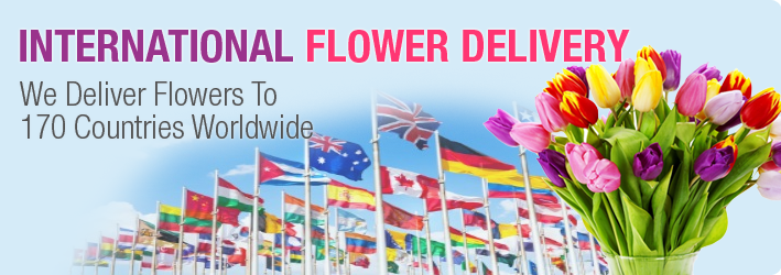 Send Flowers To USA