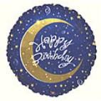 Celestial Birthday Balloon