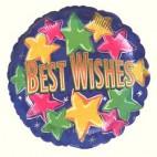 Best Wishes Starbright Balloon