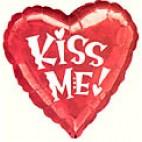 Kiss Me Balloon