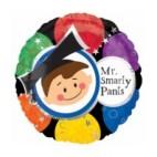 Mr Smarty Pants Balloon
