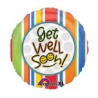 Get Well Soon Smiley Face