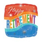 Square Happy Retirement