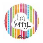 Stripe I'm Sorry