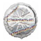 Congratulations Silver