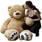 Giant 5 Foot Teddy Bear Premium