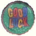Best Wishes/Good Luck
