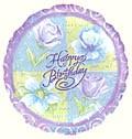 Soft Expression Birthday Balloon