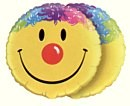 Big Smile Face Balloon