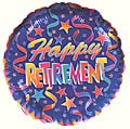 Retirement Party Balloon