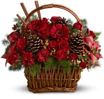 Christmas Spice Basket