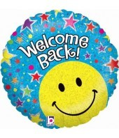 Welcome Back Smile